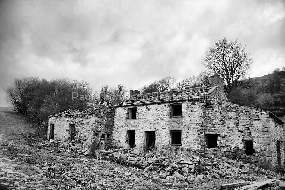 Derelict by Paul Thompson Photography