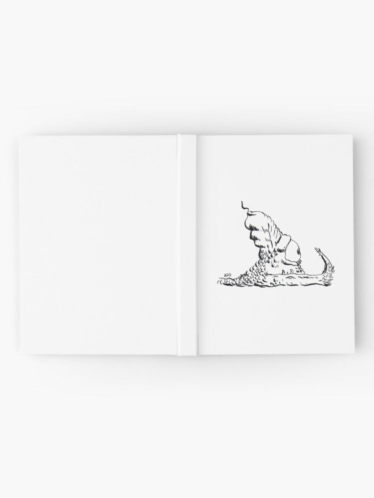 Alternate view of Slug Hardcover Journal