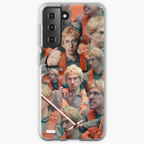 Matt The Radar Technician  Samsung Galaxy Soft Case