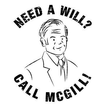 Need A Will? Call McGill! - Better Call Saul / Jimmy McGill by BenFraternale