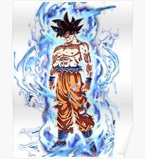 Goku Ultra Instinct Poster