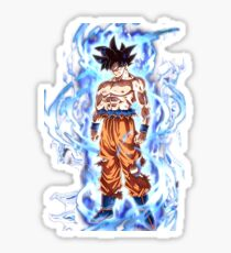 Goku Ultra Instinct Sticker