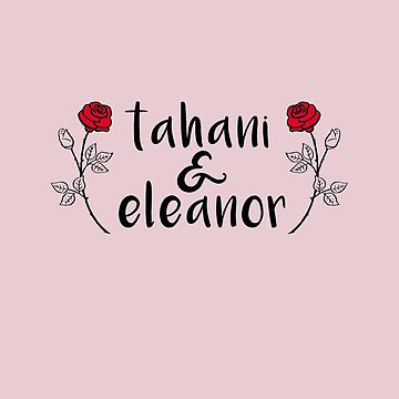 Tahani & Eleanor {The Good Place} by SophieDePablo
