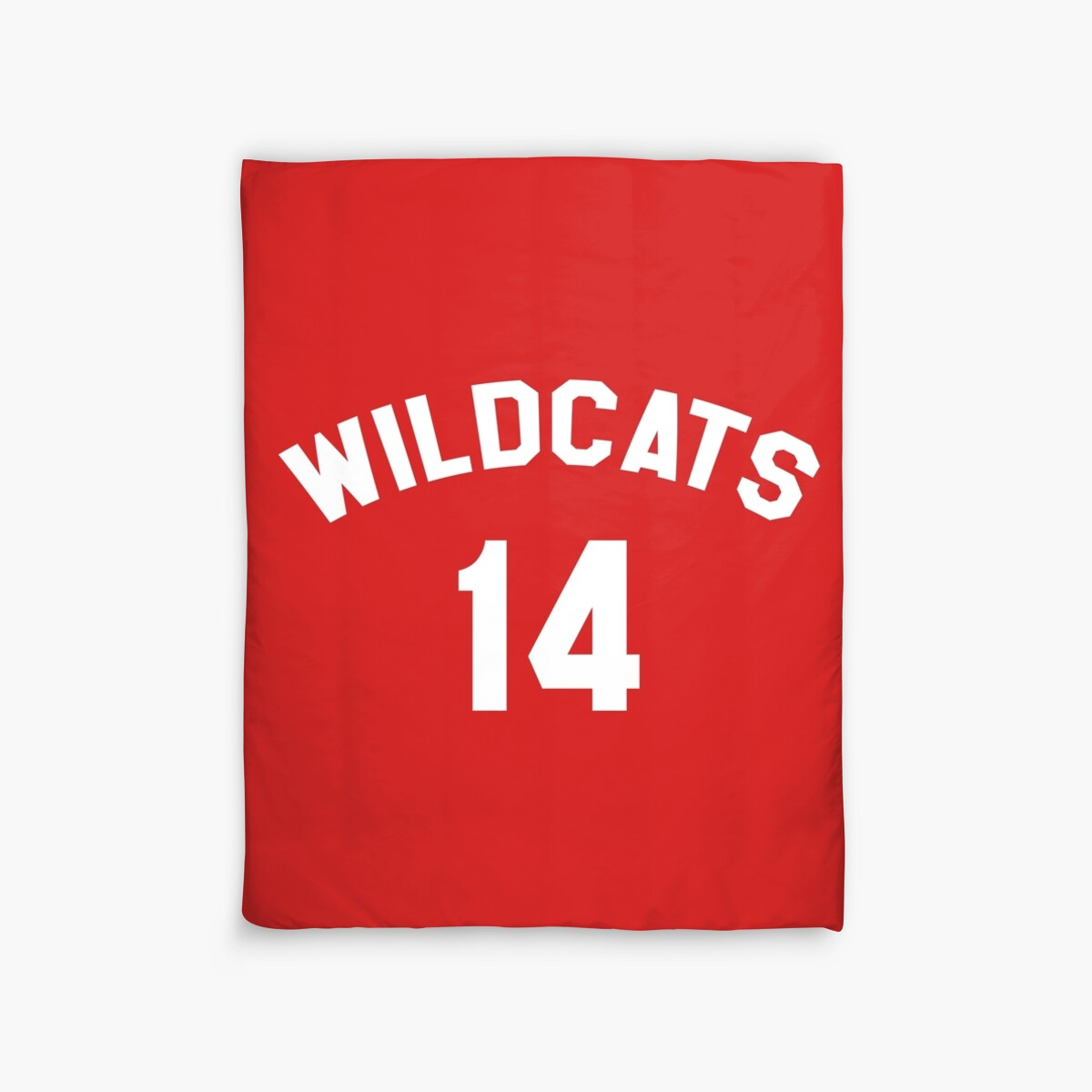 Quot High School Musical Wildcats Quot Duvet Covers By