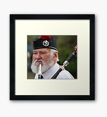 Piper Framed Print
