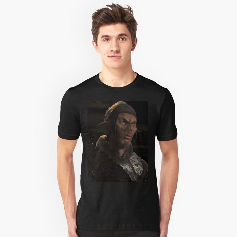 Goblin from Gathering of Heroes: Legend of the Seven Swords Unisex T-Shirt Front