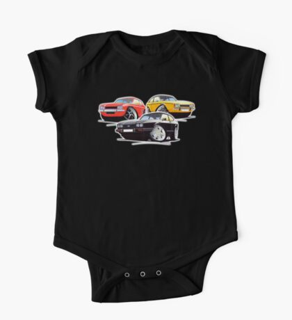 Ford Capri Collection Kids Clothes