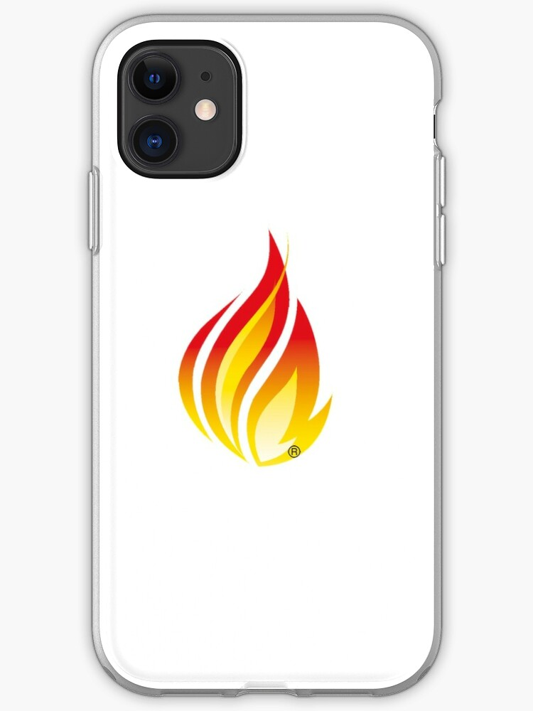 Fhir Flame Logo Iphone Case Cover By Clarotechuk Redbubble