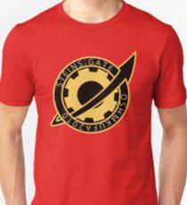 Steins;Gate - Future Gadget Laboratory Badge Unisex T-Shirt