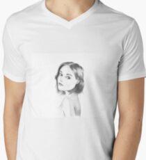 Doll Maker Men's V-Neck T-Shirt