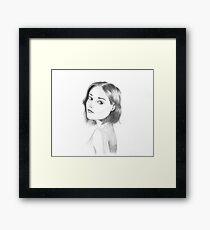 Doll Maker Framed Print