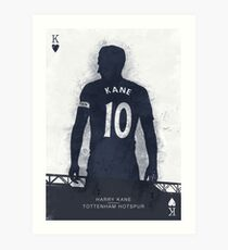 Harry Kane - Tottenham Hotspur Art Print