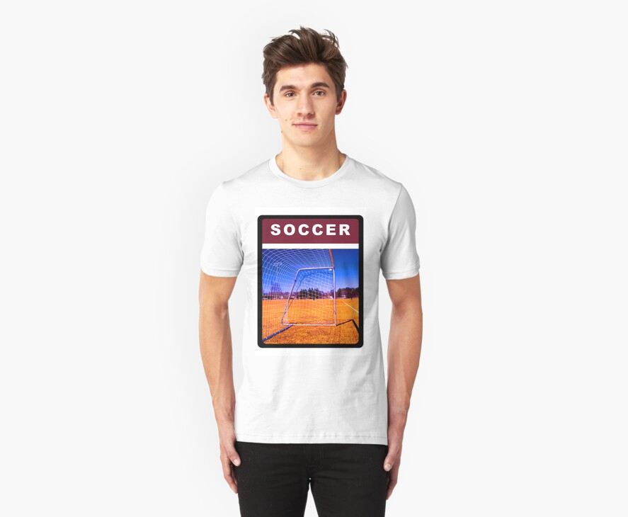 Soccer Fanatic by Michael Roach