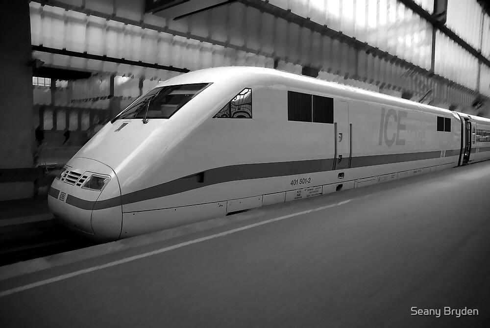 InterCityExpress, Germany's fast train by Seany Bryden