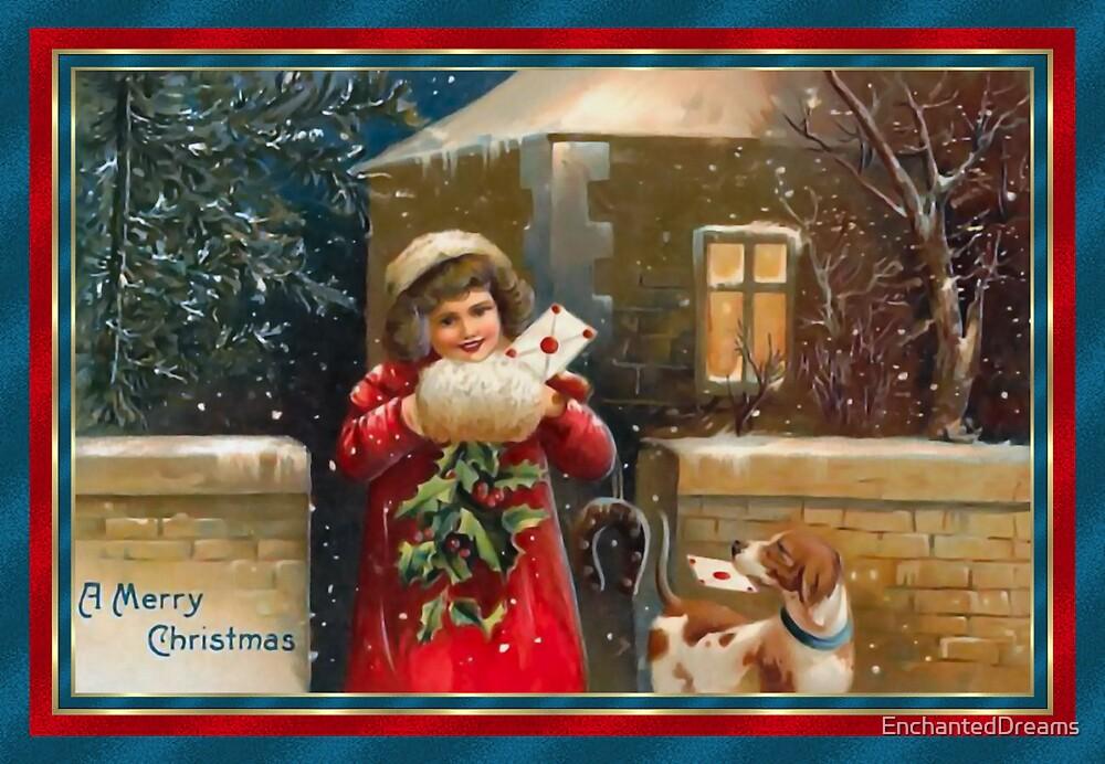 A Merry Christmas by EnchantedDreams