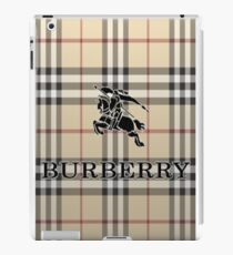 Burberry Xo Bape iPad Case/Skin