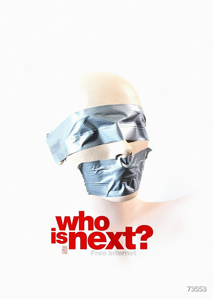 Who is next? by 73553