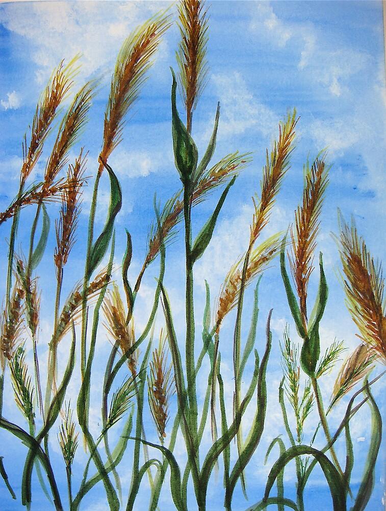 Wheat by inker1