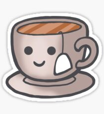 Happy Tea Sticker