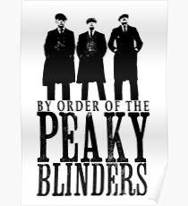 PEAKY BLINDERS Poster