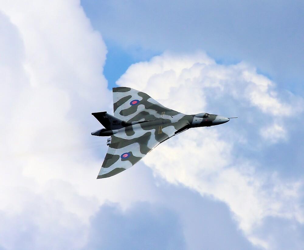 Vulcan in the Skies by PhilEAF92