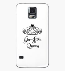 Jiu-Jitsu Queen  Case/Skin for Samsung Galaxy