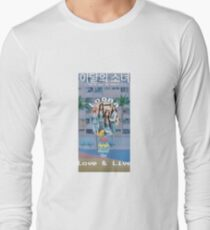LOONA - Love & Live Phone Case Long Sleeve T-Shirt