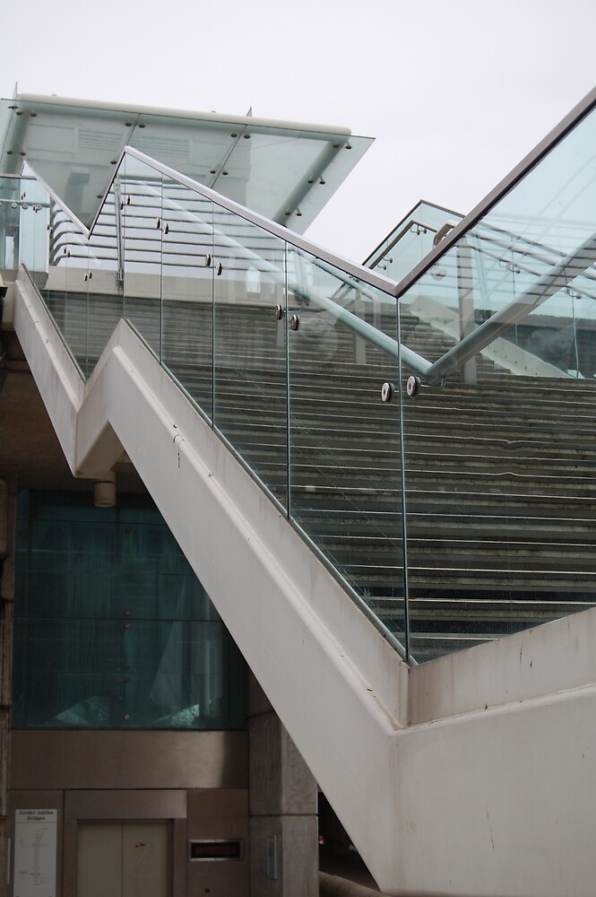 Staircase by Kirsten Baiden-Amissah