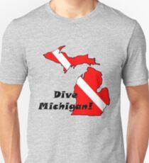 Dive Michigan T-Shirt