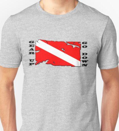 Gear Up, Go Down T-Shirt