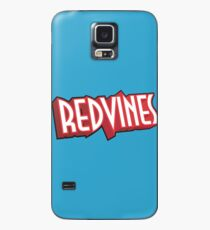 Redvines Case/Skin for Samsung Galaxy