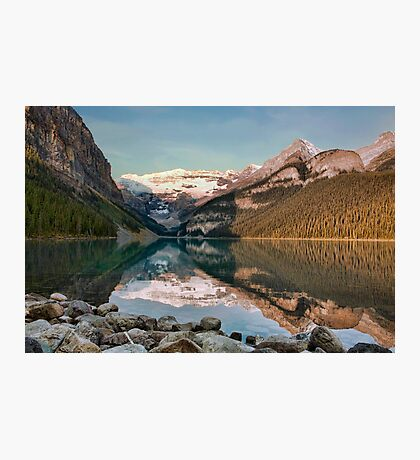 Lake Louise Series 4 Photographic Print