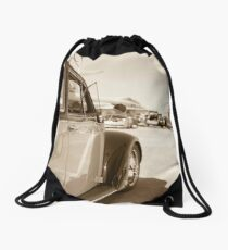 Air Force Classic VW Beetle  Drawstring Bag