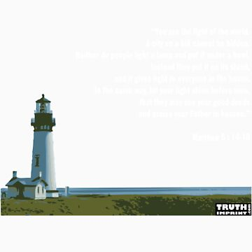 Lighthouse by truthimprint
