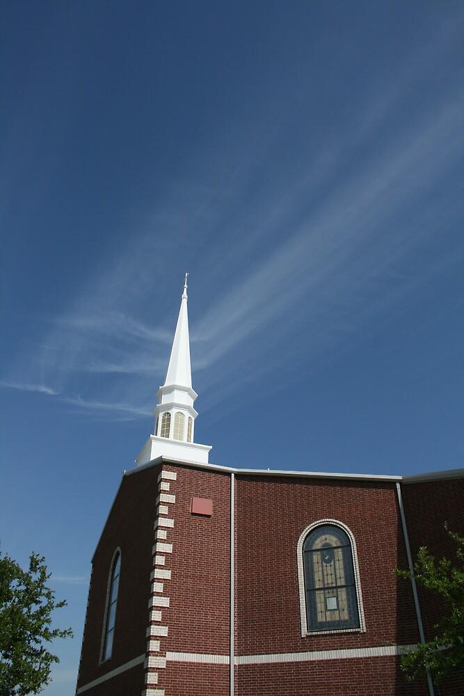 Red Church by gdob27