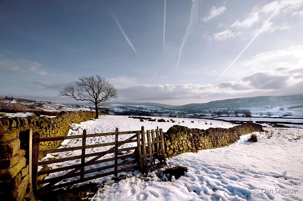 Dales winter by Dan Shalloe