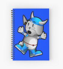Steve Spiral Notebook