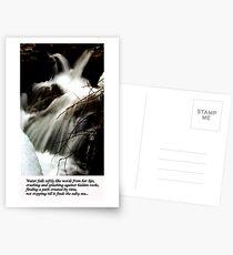 From Split Rocks it Pours Postcards