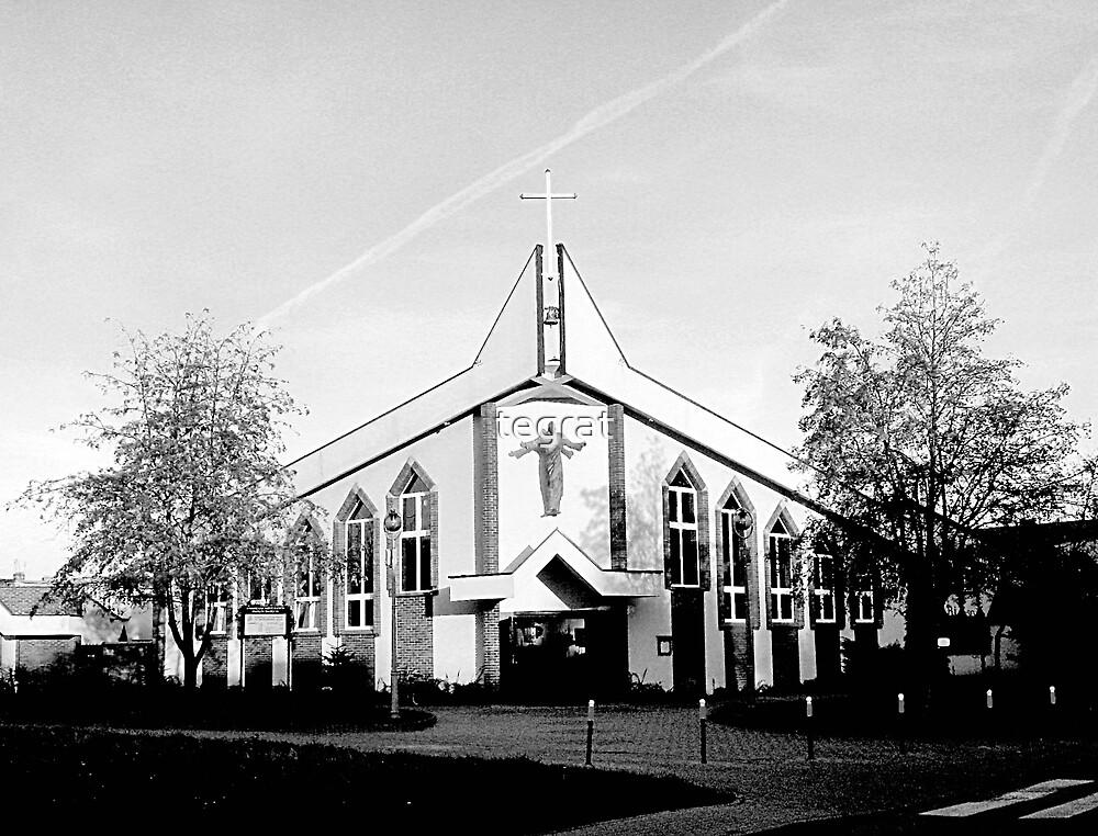 small church by tegrat