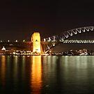 Sydney Harbour Bridge by Horatio Lawson