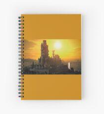 Grave Raven Castle in Gathering of Heroes: Legend of the Seven Swords Spiral Notebook