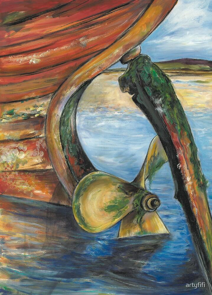 The Propeller by artyfifi