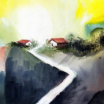Hill Top by arnene