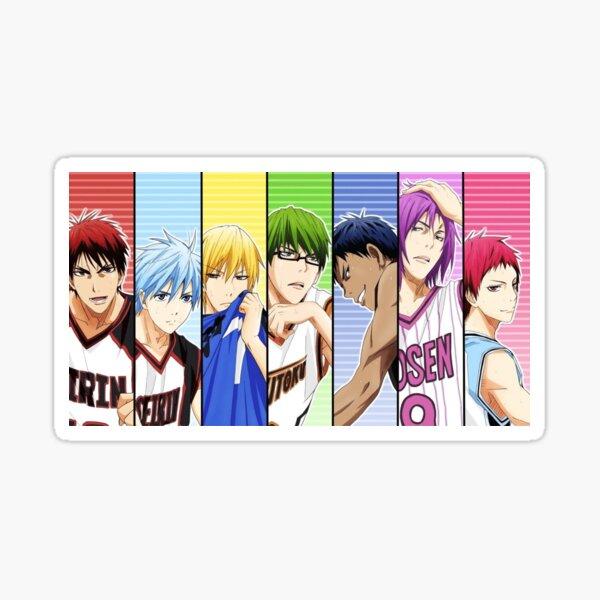 Kuroko No Basketball Sticker