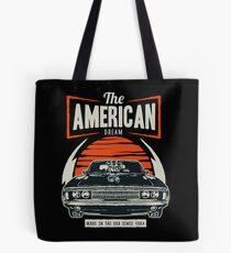 American Muscle Car Tote Bag