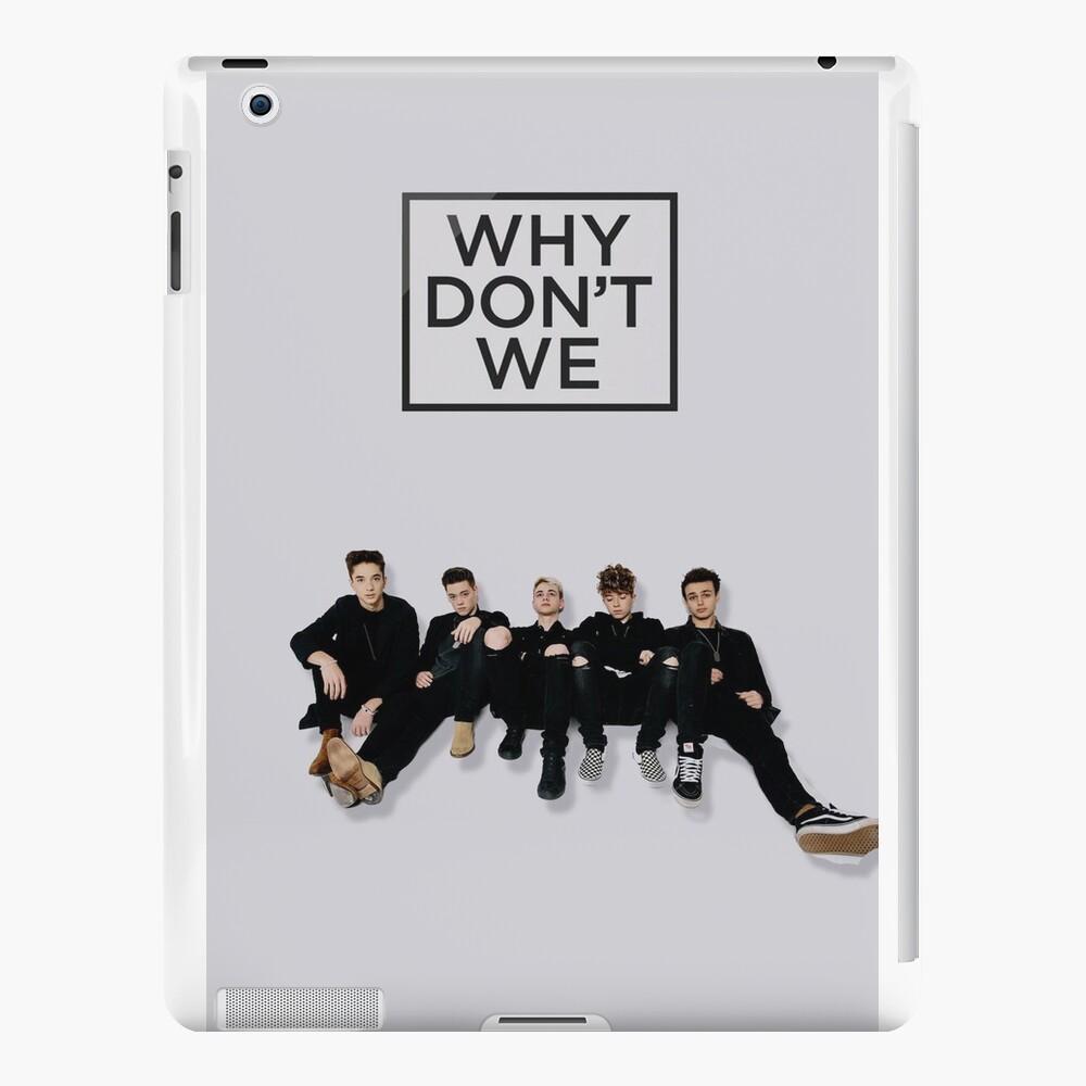 warum nicht wir? iPad-Hüllen & Klebefolien