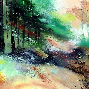 Deep into Jungle by arnene