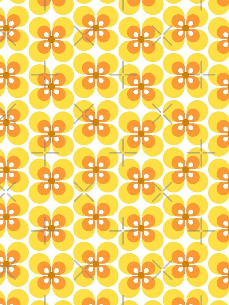 70s Harvest Pattern 4 by Makanahele