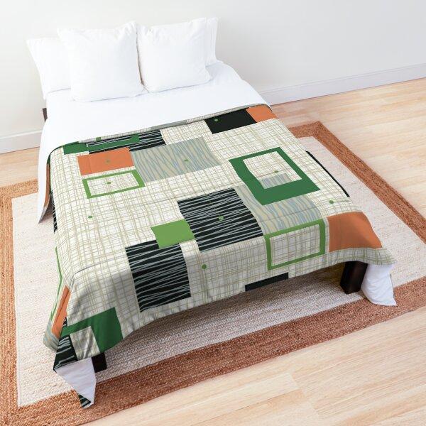 Mid Century Modern 15a Comforter
