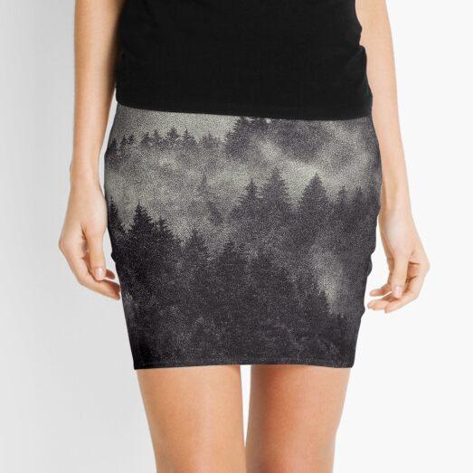 Excuse Me, I'm Lost Mini Skirt